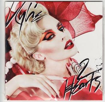 Kylie ~ 2 Hearts
