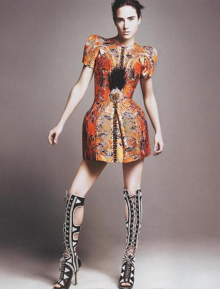 Jennifer Connelly for Balenciaga