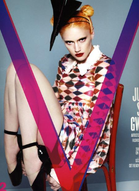 Gwen for V.