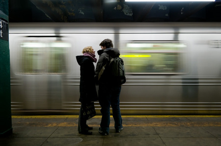 14th Station F Couple
