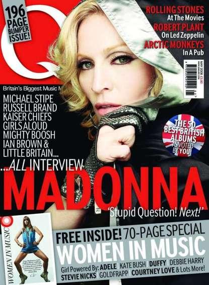 Madonna on Q