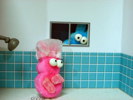 Peeping Peeps