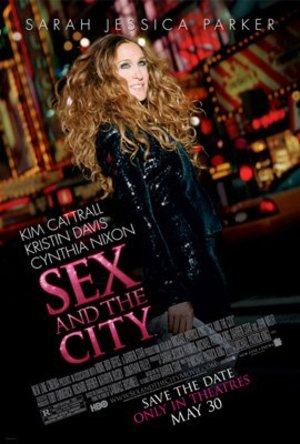 SEX - THE MOVIE POSTER